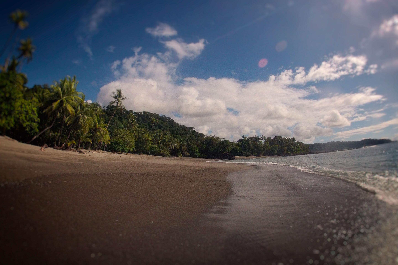 Costa Rica - Plage dans la Bahia Drake