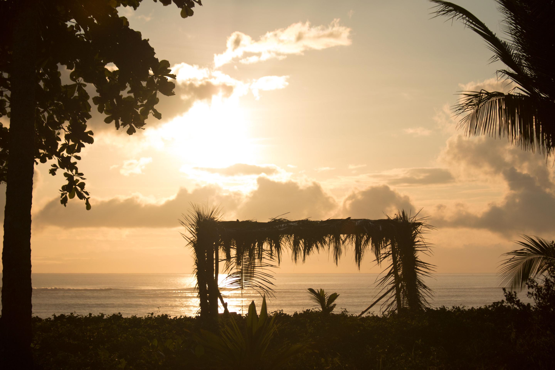 Costa Rica - Levée de soleil le long du Golfo Dulce aux portes du Corcovado
