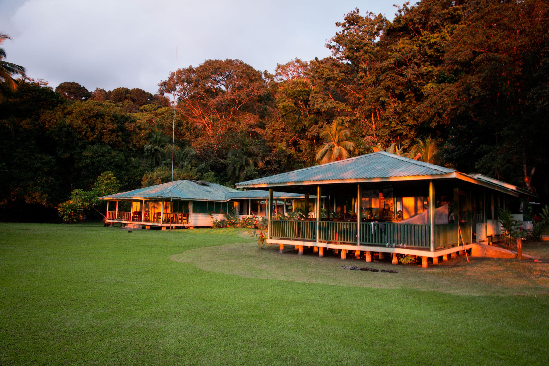 Costa Rica - San Pedrillo Ranger Station dans le parc du Corcovado