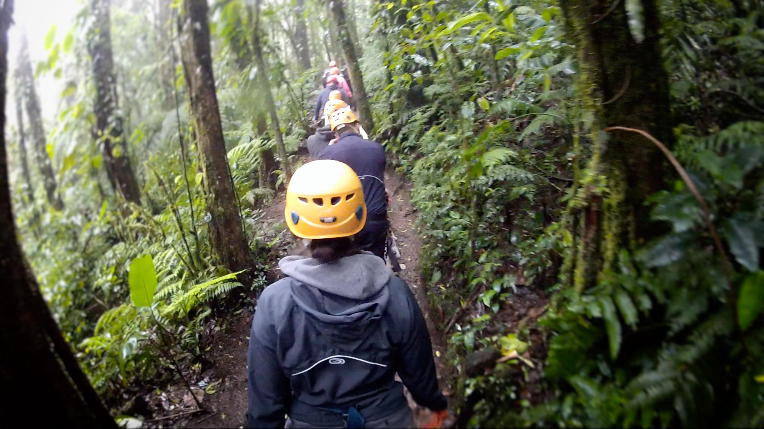 Costa Rica - Selvatura Park à Monteverde