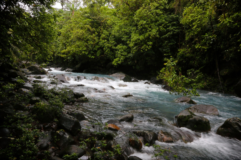 Costa Rica - Rio Celeste