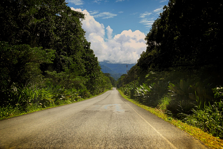 Costa rica - Road 34 entre Uvita et Ricon