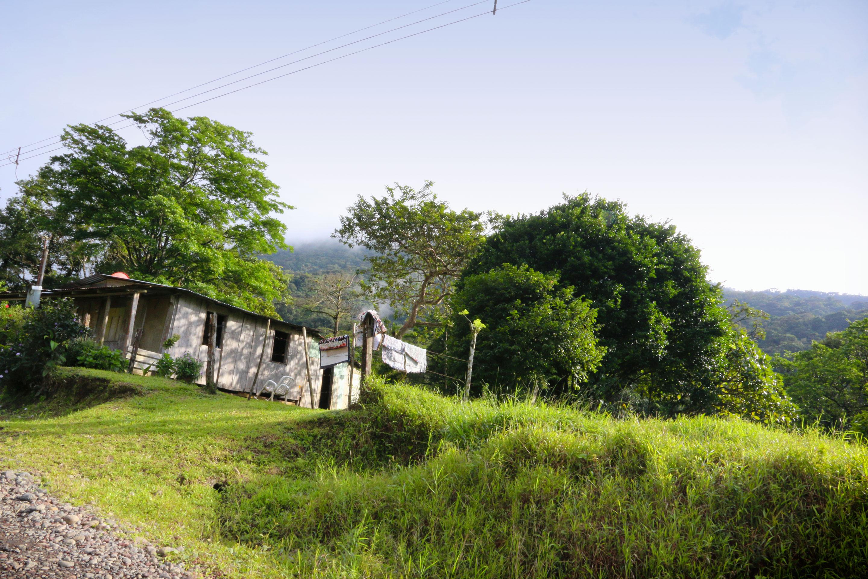 Costa Rica - Maison-cabane à Tenorio