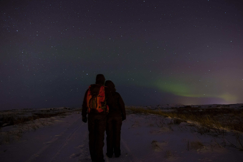 Islande - Aurore boréale