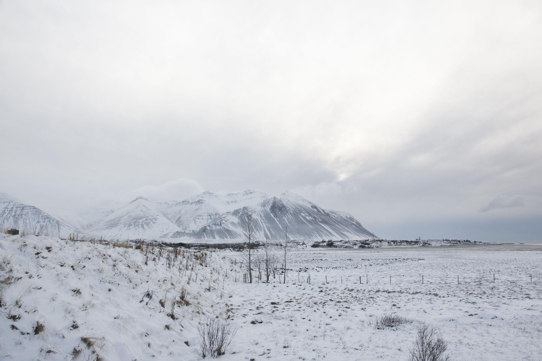 Islande - Montagne de Borganes