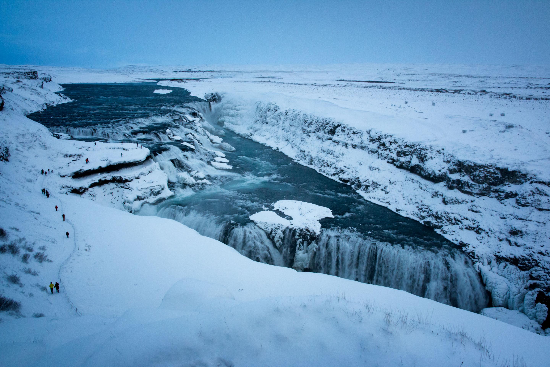 Islande - Gullfoss