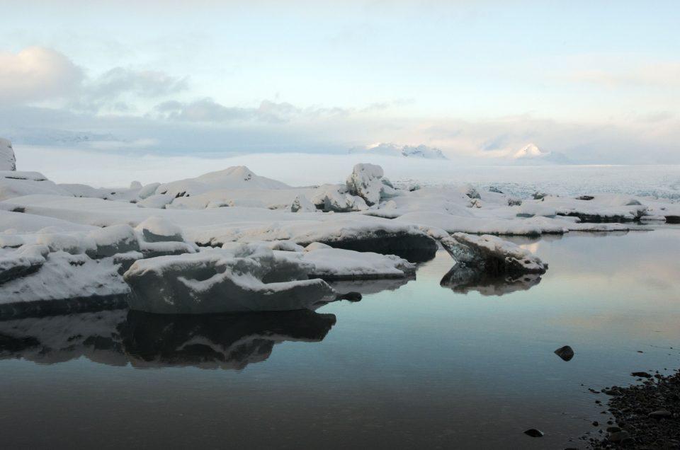 Expédition dans le sud de l'Islande