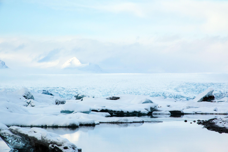 Islande - Jökulsárlón - Glacier